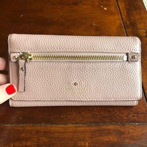 Kate Spade Light Pink Wallet/Wristlet